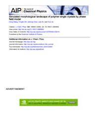 The Journal of Chemical Physics : Simula... Volume Issue : November 2008 by Dong Wang, Tongfei Shi, Jizhong Chen, Lijia An, an...