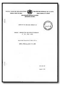 World Health Organization : Regioinal Of... by Semega-Janneh