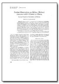 Bulletin of the World Health Organizatio... by Fergus S. Mccullough