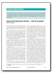 Bulletin of the World Health Organizatio... by Martien W. Borgdorff