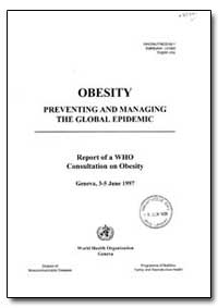 World Health Organization : Year 1998 ; ... by World Health Organization