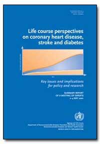 World Health Organization : Year 2001 ; ... by Fernando Barros, Dr., Yoav Ben-Shlomo, Dr., And Di...