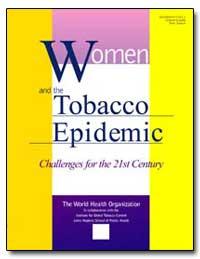 World Health Organization : Year 2001 ; ... by Jonathan M. Samet