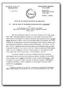 Health Organisation, Malaria Comission; ... by L. Rivosecc