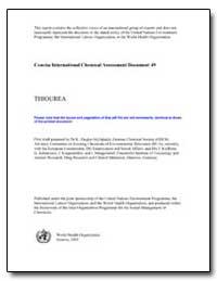 World Health Organization Publication : ... by K. Ziegler-Skylakakis