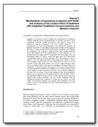 World Health Organization Publication : ... by Zhang Boli
