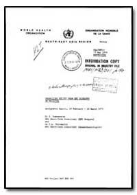World Health Organization : Organisation... by S. Kameswaran