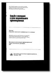 World Health Organization : Technical Re... by Missing Page