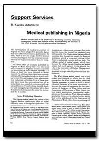 World Health Organization : World Health... by B. Kwaku Adadevoh