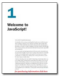 Welcome to Javascript by Adobe Systems