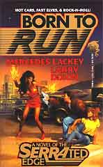 Born to Run by Lackey, Mercedes