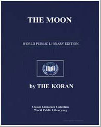 The Noble Koran (Quran) : The Moon by Transcribed  the Prophet Muhammad