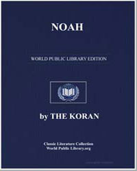 The Noble Koran (Quran) : Noah by Transcribed  the Prophet Muhammad