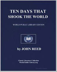 Ten Days That Shook the World by Reed, John