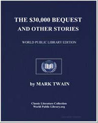 The $30,000 Bequest : And Other Stories by Twain, Mark
