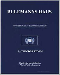 Bulemanns Haus by Storm, Theodor W.