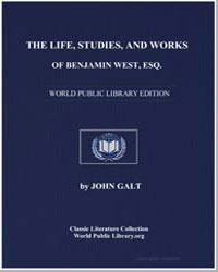 The Life, Studies, And Works of Benjamin... by Galt, John