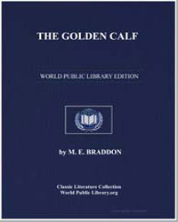 The Golden Calf by Braddon, Mary Elizabeth