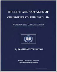The Life and Voyages of Christopher Colu... by Irving, Washington