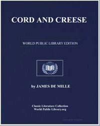 Cord and Creese by De Mille, James