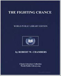 The Fighting Chance by Chambers, Robert William
