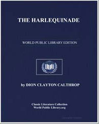 The Harlequinade by Calthrop, Dion Clayton