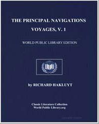 The Principal Navigations, Voyages, Traf... by Hakluyt, Richard