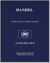 Handel by Dent, Edward J.