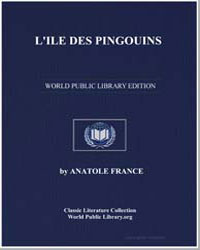 Lile des Pingouins by France, Anatole