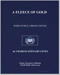A Fleece of Gold by Given, Charles Stewart
