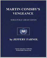 Martin Conisby's Vengeance by Farnol, Jeffery
