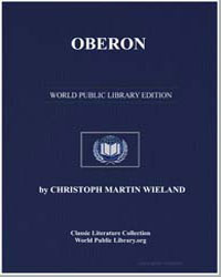 Oberon by Wieland, Christopher Martin
