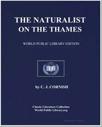 The Naturalist on the Thames by Cornish, C. J.