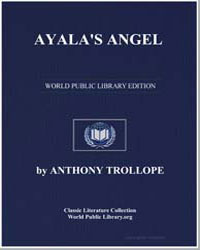 Ayala's Angel by Trollope, Anthony