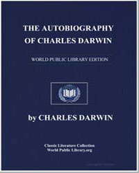 The Autobiography of Charles Darwin by Darwin, Charles