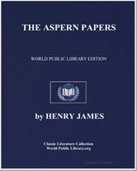 The Aspern Papers by James, Henry