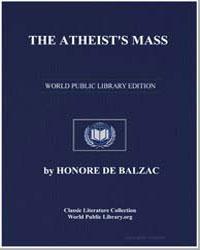 The Atheist's Mass by De Balzac, Honore
