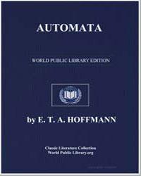 Automata by Hoffmann, Ernest Theodor Amadeus