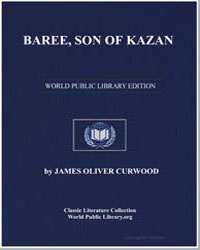 Baree, Son of Kazan by Curwood, James Oliver