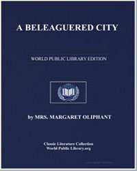 A Beleaguered City by Oliphant, Margaret