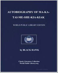 Autobiography of Makataime'Shekiakiak, O... by Schub, Martin