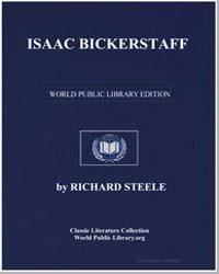 Isaac Bickerstaff by Steele, Richard