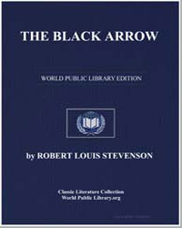 The Black Arrow by Stevenson, Robert Louis