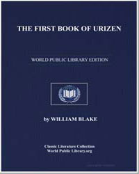The First Book of Urizen by Blake, William