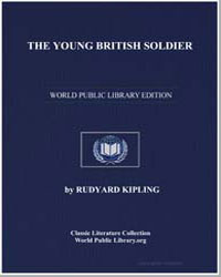 The Young British Soldier by Kipling, Rudyard