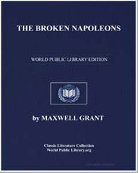 The Broken Napoleons by Grant, Maxwell