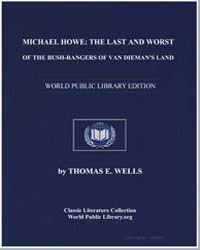 Michael Howe : The Last and Worst of the... by Wells, Thomas E.