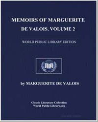 Memoirs of Marguerite de Valois, Queen o... by De Valois, Marguerite, Queen of Navarre