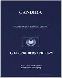 Candida by Shaw, George Bernard