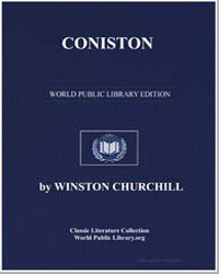 Coniston by Churchill, Winston, Sir